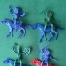 Figuras de Goma y PVC: FIGURAS Y SOLDADITOS DE 5 CTMS -15763. Lote 289671813