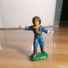 Figuras de Goma y PVC: RIN TIN TIN. CABO RUSTY. Lote 289903523