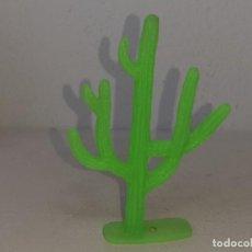 Figuras de Goma y PVC: COMANSI : ANTIGUO CACTUS SERIE OESTE MONOCOLOR AÑOS 70 / 80. Lote 290008458