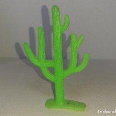 Figuras de Goma y PVC: COMANSI : ANTIGUO CACTUS SERIE OESTE MONOCOLOR AÑOS 70 / 80. Lote 290008508