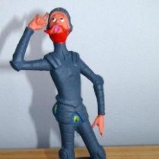 Figuras de Goma y PVC: DON QUIJOTE - ANTIGUA FIGURA DE LATEX - MADE IN SPAIN - AÑOS 70 - 17CM. Lote 290057648