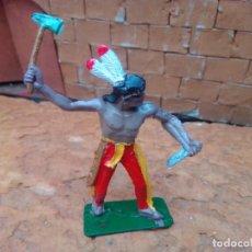 Figuras de Goma y PVC: INDIO DE COMANSI. Lote 290071353