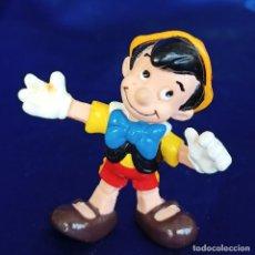 Figuras de Goma y PVC: PINOCHO - BULLYLAND DISNEY - FABRICADO EN ALEMANIA - PINTADO A MANO.. Lote 290078433