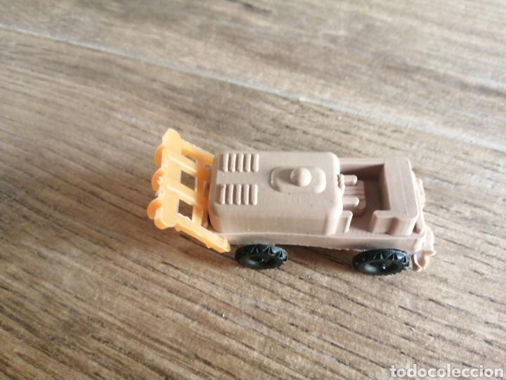 Figuras de Goma y PVC: Buldozer - montaplex - Foto 2 - 290091848