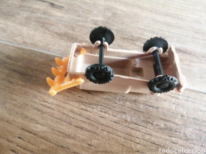 Figuras de Goma y PVC: Buldozer - montaplex - Foto 3 - 290091848