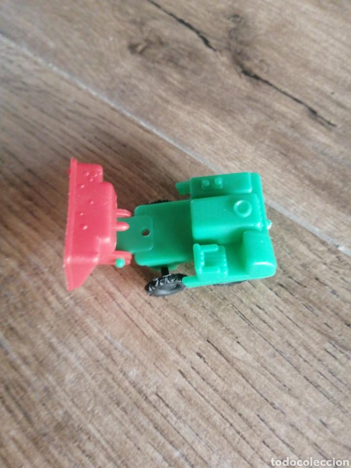 Figuras de Goma y PVC: Pala de transporte - montaplex - Foto 2 - 290092123