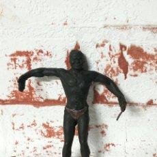 Figuras de Goma y PVC: FIGURA DE ARCLA, NEGRO, SERIE TARZAN, REALIZADO EN GOMA POR ARCLA.. Lote 290130483