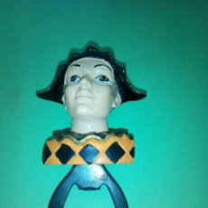 Figuras de Goma y PVC: FIGURA BUSTO ABRIDOR COMICS SPAIN. Lote 290529823