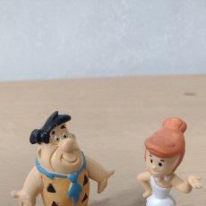 Figuras de Goma y PVC: SHELL LOS PICAPIEDRA. Lote 290674688