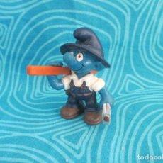 Figuras de Goma y PVC: ANTIGUO PITUFO, SCHLEICH 2000 PEYO, NUM 3. Lote 292296843