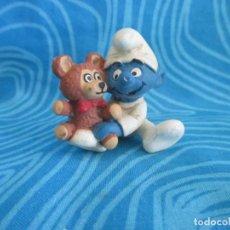 Figuras de Goma y PVC: ANTIGUO PITUFO, PEYO 79 NUM 9. Lote 292299738