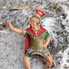 Figuras de Goma y PVC: SOLDADOS PARA MONTAR A CABALLO FIGURAS ANTIGUAS PLÁSTICO AÑOS 60/70 REAMSA. Lote 292542498