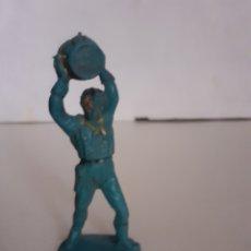 Figure di Gomma e PVC: FIGURA SOLDADO NORDISTA YANKEE PECH,REAMSA,JECSAN PLASTICO. Lote 292583753