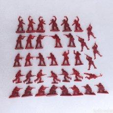 Figuras de Goma y PVC: SOLDADITOS DE PLÁSTICO CHINA POPULAR DE MONTAPLEX. Lote 293587168