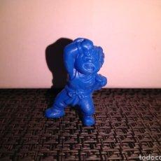 Figuras de Borracha e PVC: FIGURA DUNKIN SON GOKU DRAGON BALL YOLANDA TOEI 1986 BOLA DE DRAC. Lote 293630693