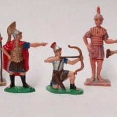 Figuras de Goma y PVC: SOLDADOS ROMANOS REAMSA. Lote 293744968