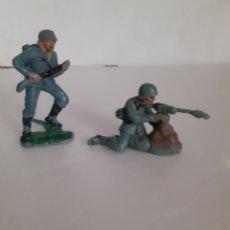 Figuras de Goma y PVC: FIGURAS LOTE ALEMANES EN PLASTICO PECH,REAMSA ,JECSAN. Lote 293759168