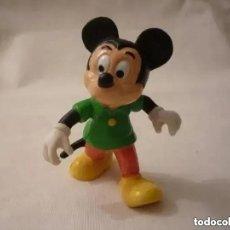 Figuras de Goma y PVC: FIGURA MICKEY MOUSE - BULLY. Lote 293903138