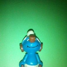 Figuras de Goma y PVC: FIGURA PITUFO ROBOT SCHLEICH. Lote 294020858