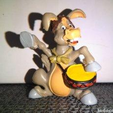 Figuras de Goma y PVC: FIGURA PVC TONTO COMICS SPAIN TROTAMUSICOS SERIE TV DIBUJOS KOKI BURLON LUPO. Lote 294065028
