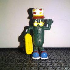 Figuras de Goma y PVC: FIGURA PVC PANDILLA VEGETAL COMICS SPAIN PEPINO DIBUJOS TV TELEVISION VEGETABLES. Lote 294066753