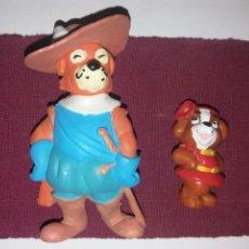 Figuras de Goma y PVC: MOSQUEPERROS. Lote 294081658