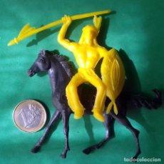 Figuras de Goma y PVC: FIGURAS Y SOLDADITOS DE 6 A 7 CTMS -15955. Lote 294086303
