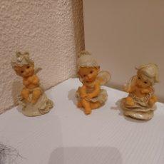 Figuras de Goma y PVC: 3 HADAS. Lote 294092408