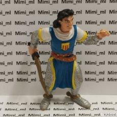 Figuras de Goma y PVC: FIGURA PVC COMICS SPAIN CAPITÁN TRUENO SUPERHÉROES. Lote 294097328