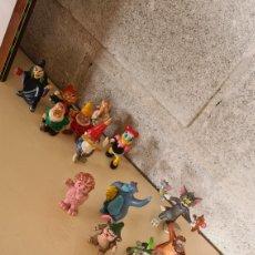Figuras de Goma y PVC: MUÑECOS PVC DE 1978 AL 1990. Lote 294101268