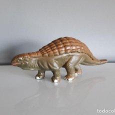 Figuras de Goma y PVC: EUOPLOCEPHALUS, ANIMALES PREHISTÓRICOS / DINOSAURIOS, STARLUX (FRANCE) ESTILO JECSAN O LAFREDO.. Lote 294109053