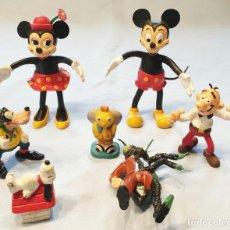 Figuras de Goma y PVC: LOTE COMICS SPAIN YOLANDA TAL CUAL SE VE EN LAS FOTOS. Lote 294132028