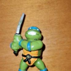 Figuras de Goma y PVC: FIGURA PVC GOMA TORTUGAS NINJA YOLANDA 1988 MUÑECO COLECCIÓN DIBUJOS ANIMADOS. Lote 294502208