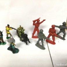 Figuras de Goma y PVC: FIGURA MILITAR SOLDADOS NO PECH SOTORRES COMANSI REAMSA JECSAN. Lote 294508143