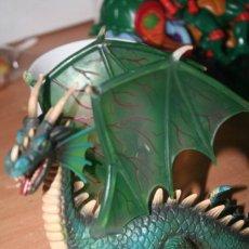 Figuras de Goma y PVC: MUÑECO DRAGON SCHLEICH 2003. Lote 294847508