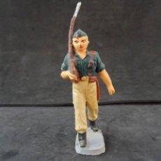 Figuras de Goma y PVC: PECH LEGIONARIO FIGURA 2 GOMA. Lote 294970638