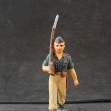 Figuras de Goma y PVC: PECH LEGIONARIO FIGURA 4 GOMA. Lote 294970798