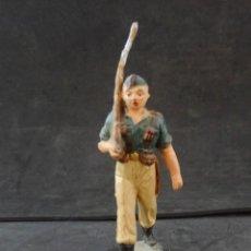 Figuras de Goma y PVC: PECH LEGIONARIO FIGURA 6 GOMA. Lote 294970923