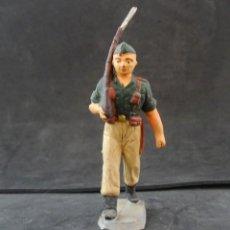 Figuras de Goma y PVC: PECH LEGIONARIO FIGURA 3 GOMA. Lote 294970733