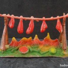 Figuras de Goma y PVC: REAMSA FUEGO INDIO. Lote 294974513