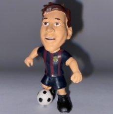 Figuras de Goma y PVC: COMANSI FIGURA DE PVC DE LEO MESSI - F.C.BARCELONA COMANSI GOMA. Lote 295273098