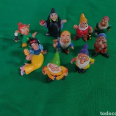 Figuras de Goma y PVC: FIGURAS PVC. COMICS SPAIN. WALT DISNEY. BLANCANIEVES. Lote 295335698