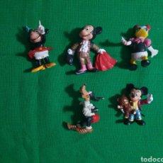 Figuras de Goma y PVC: FIGURAS PVC. WALT DISNEY.. Lote 295339233