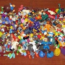 Figuras de Goma y PVC: GRAN LOTE DE FIGURAS DE GOMA Y PVC. MÁS DE 4KG DE PESO. YOLANDA, BULLY, COMICS SPAIN, STAR TOYS.... Lote 295471353