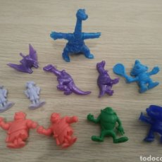 Figuras de Goma y PVC: LOTE FIGURAS PROMOCIONALES DUNKIN.. Lote 295539378