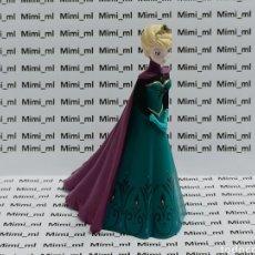 Figuras de Goma y PVC: FIGURA PVC PRINCESA ELSA FROZEN DISNEY DIBUJOS ANIMADOS DISNEY. Lote 295546398