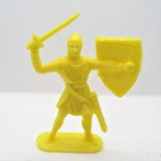 Figuras de Goma y PVC: ANTIGUA FIGURA EN PLÁSTICO. SERIE CRUZADOS DE JECSAN. AÑOS 70. Lote 295723433