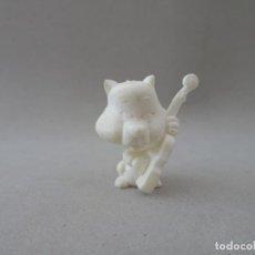 Figuras de Goma y PVC: FIGURA DUNKIN HELADOS RAJÁ - COLECCION POPALINO PALLINO SERIE CABEZUDOS - AÑOS 60/70. Lote 295745628