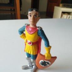 Figuras de Goma y PVC: FIGURA EL CABALLERO DRAGONES Y MAZMORRAS . COMICS SPAIN. 1985.. Lote 295766118