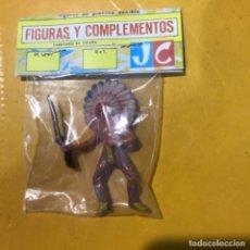 Figuras de Goma y PVC: FIGURA JECSAN. Lote 295852308